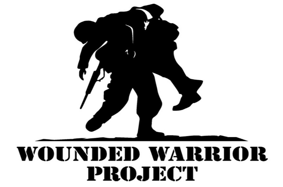 The Wounded Warrior Project is our featured charity.