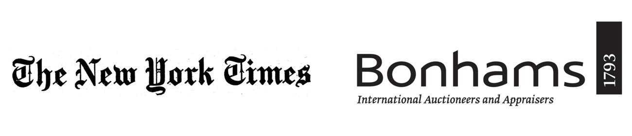 The New York Times and Bohnams and Butterfields.